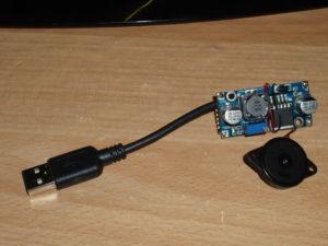 ESP12 doorbell chime